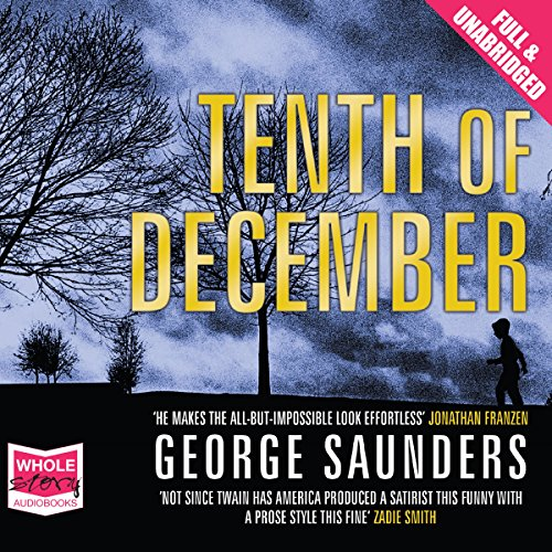 Tenth of December audiobook cover art