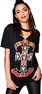 Best guns n roses skull t shirt Reviews