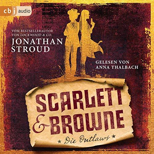 Scarlett & Browne - Die Outlaws Titelbild