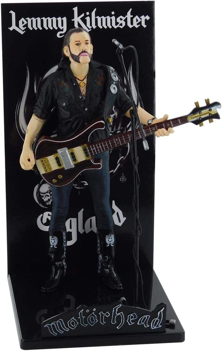 Loco Deluxe Ape - Motorhead Action 16 cm New York Mall Figure Lemmy Kilmister