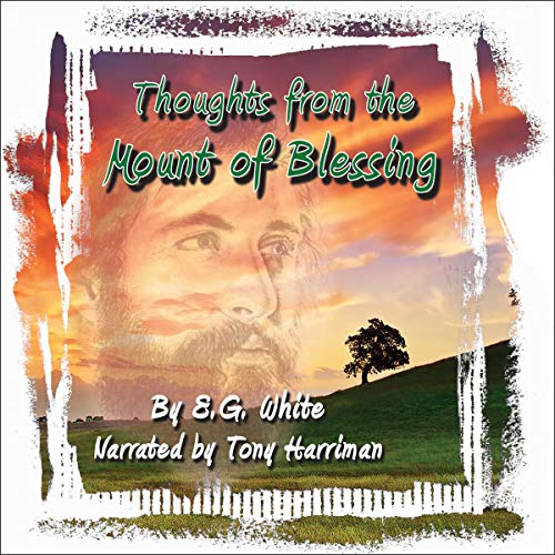 Thoughts from the Mount of Blessing  By  cover art