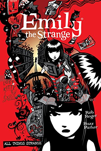 The Complete Emily the Strange: All Things Strange (English Edition)