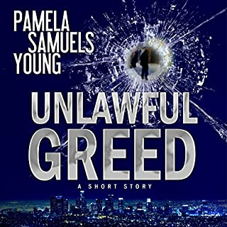 Unlawful Greed audiobook cover art