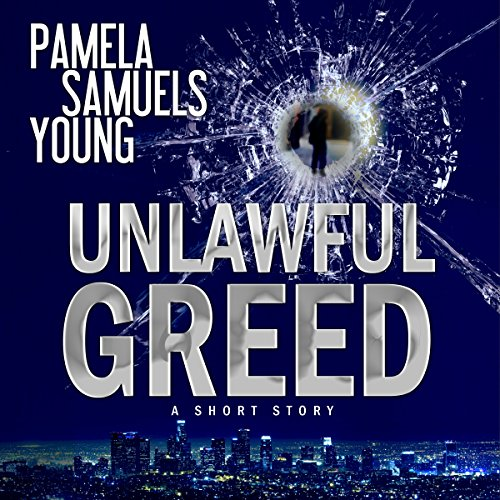 Unlawful Greed cover art