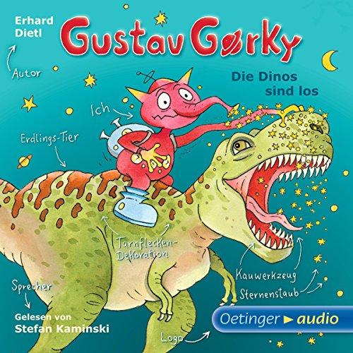 Die Dinos sind los Titelbild