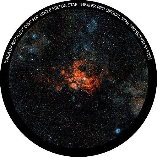 Area of NGC 6357 - disc for Uncle Milton Star Theater Pro/Nashika NA-300 Planetarium