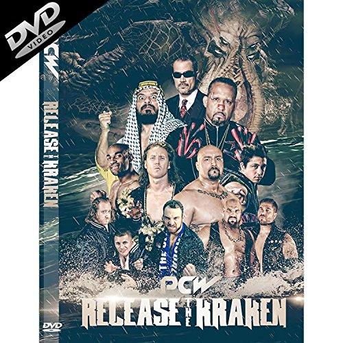 Pacific Coast Wrestling (PCW) - Release the Kraken DVD (Timothy Thatcher, TJ Perkins, MVP, Sheik)