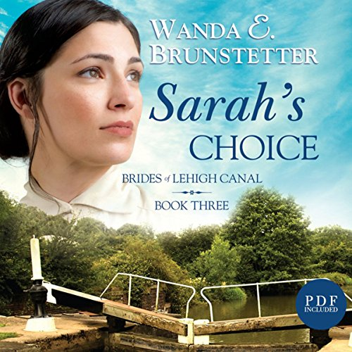Sarah's Choice audiobook cover art