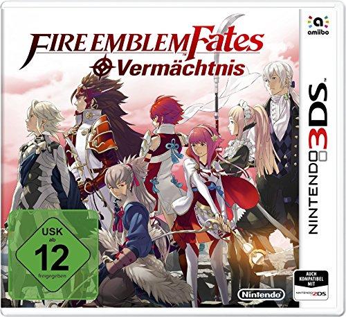 Fire Emblem Fates: Vermächtnis [Importación Alemana]
