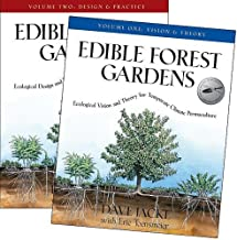 Edible Forest Gardens (2 volume set) PDF