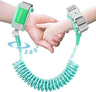 Anti Lost Wrist Link, Safety Wristband Walking Harness Leash with Lock for Toddlers, Babies & Kids(2.5m/ 1 Pack)