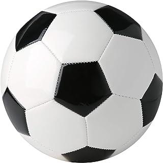 サッカーボール 4号5号3号 子供 サッカーボール 空気入れ 練習用 レジャー やわらか 軽量 白黒