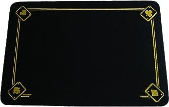 Tapete de neopreno 140 cm Negro X 80 cm.