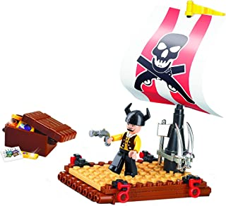 Sluban Pirate Raft Building Kit (64 Pieces)