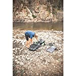 Sevylor Quikpak K5 1-Person Kayak , Gray 16 5-minute setup lets you spend more time on the water Easy-to-carry backpack system turns into the seat 24-gauge PVC construction is rugged for lake use