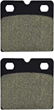 AHL Semi-metallic Front and Rear Brake Pads FA018 for DUCATI 900 SDDarmah (6 bolt front disc fixing/4 bolt rear disc fixing) 1978