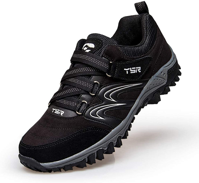 Casual sho Wandernde Schuhe des Frühlinges Und des Herbstes Im Freien, Sportschuhe des Mittleren Alters, ltere Gehende Schuhe Der Mnner Und Der Frauen Gro