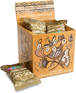 Food to Nourish Food to Nourish Sprouted Choc Chip Snack 45 g