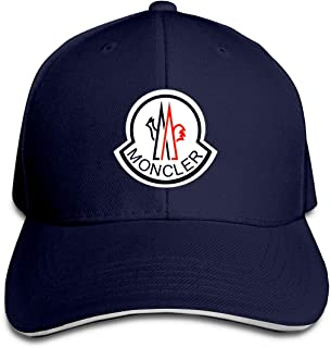 Monclers Adjustable Sports Hats Sun Hat for Men and Women