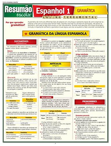 Espanhol 1. Gramática