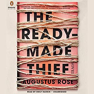 The Readymade Thief cover art