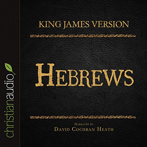 Holy Bible in Audio - King James Version: Hebrews cover art
