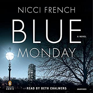 Blue Monday audiobook cover art
