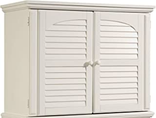 Broyhill Seabrooke Media Hutch, Off-White