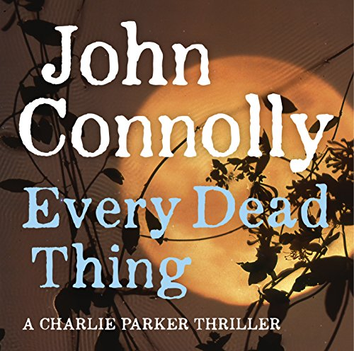Every Dead Thing audiobook cover art