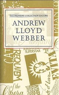 Andrew Lloyd Webber - The Premiere Collection Encore Cassette Tape