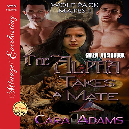 The Alpha Takes a Mate audiobook cover art