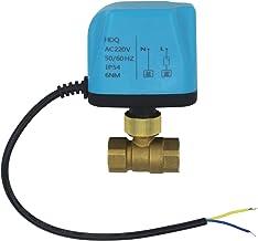 Elektrische kogelkraan 220V AC normaal open elektrische klep afsluiter aansluiting 1/2 3/4 1 1-1/4 1-1/2 2 inch (2 inch)