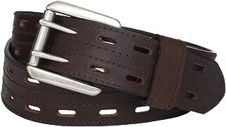 Work Wear Men's Double-Prong Belt