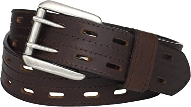 Danbury Work Wear Men's Double-Prong Belt