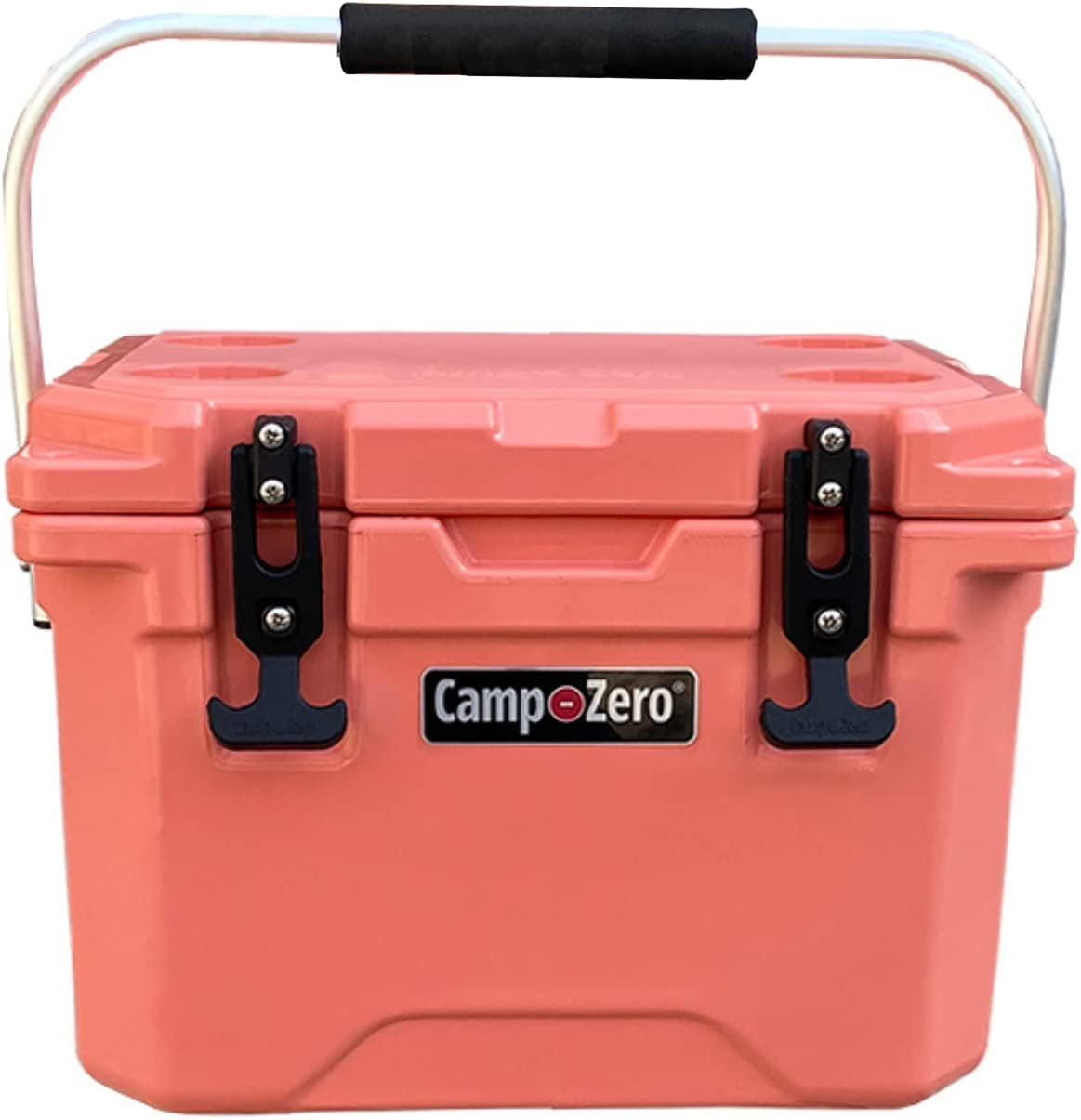 CAMP-ZERO 20 Premium Super sale Cooler with 4 Molded-in Holders New mail order Fol Cup and