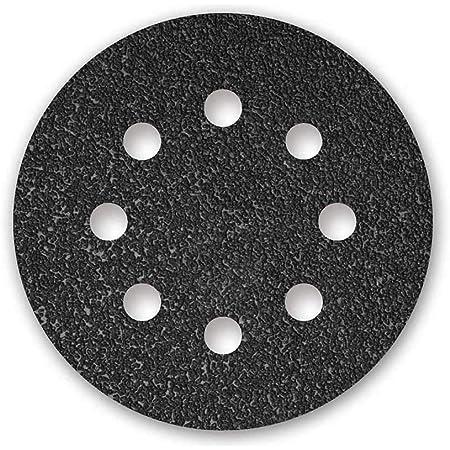 Excenter Schleifscheiben 10 Stück 150 mm 6//7 Loch Korn 150 P 150 AVO EMGP613