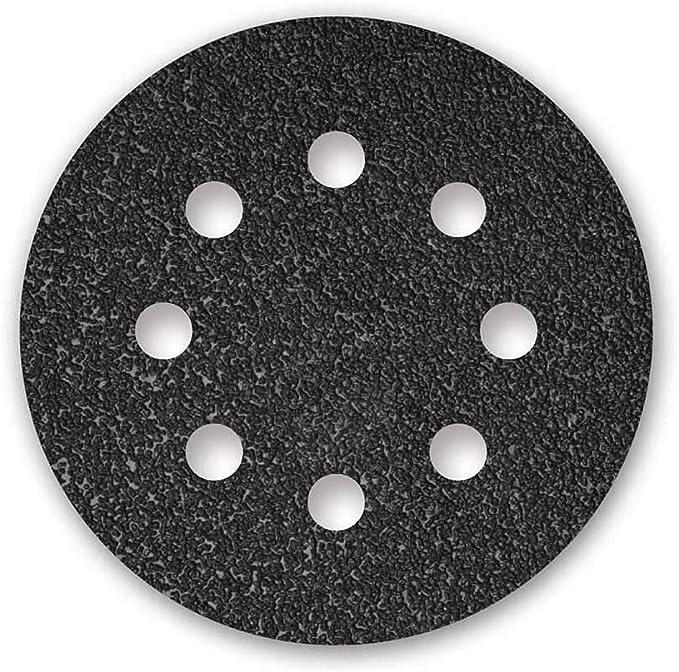 Lot 50 Disques à Poncer MENZER Ø178mm Disques Abrasifs Grain 80 *Neuf*