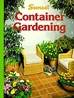 Container Gardening by Sunset Books (1984-10-01)