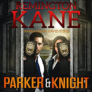 Parker & Knight audiobook cover art