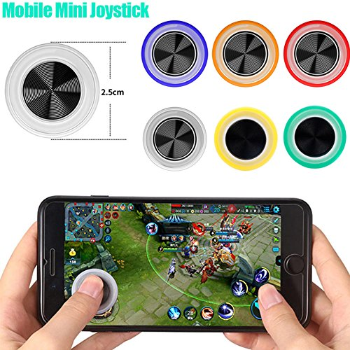 Alftek Joystick - Joysticks para smartphones y tabletas (pantalla ...
