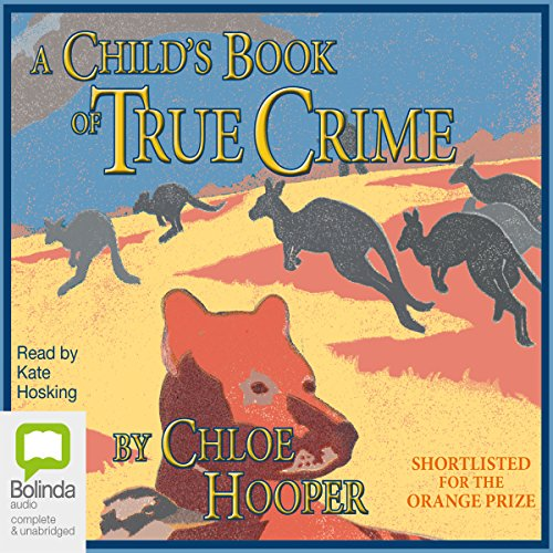 A Child's Book of True Crime cover art