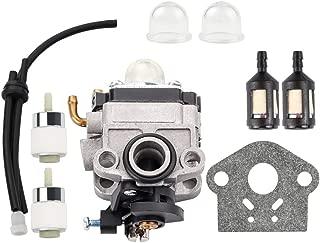 Dalom 753-1225 753-05251 Carburetor Kit for WYL-19 WYL-19-1 WYL-229 WYL-229-1 MTD Troy-Bilt TB575SS TB590BC TB146EC Yard Man YM21SS YM26SS YM26BC YM26CS Gas Trimmer
