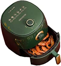 PJPPJH Air Fryer with Rapid Air Circulation System, VORTX Frying Technology,Timer and Adjustable Temperature Control for H...