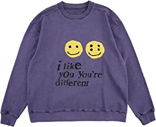 NAGRI Kanye I Like You're Different Crewneck Sweatshirt