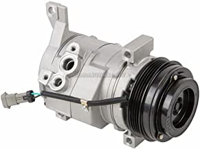 AC Compressor & A/C Clutch For Chevy Silverado Suburban Tahoe Avalanche Colorado..