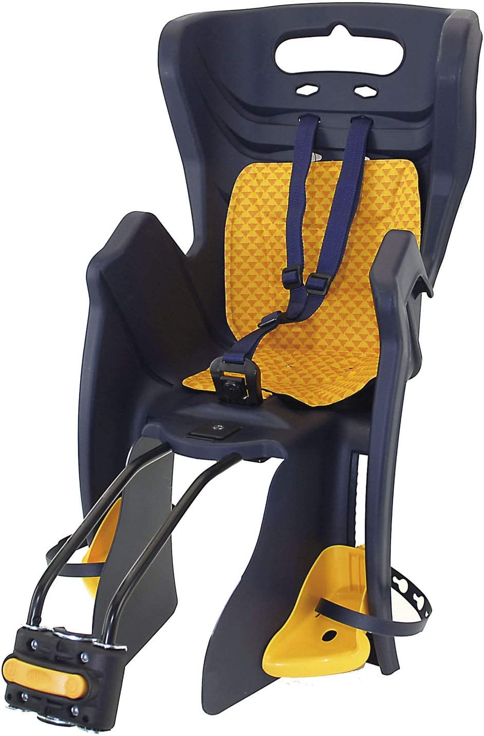 Kids Rear Baby Seat - Blue/Yellow by Unknown