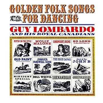 Golden Folk Songs For Dancing
