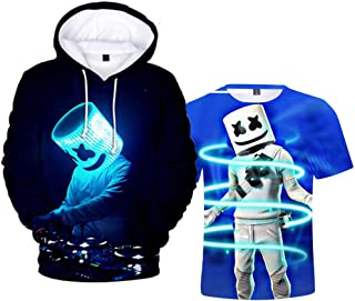 Best marshmello face hoodie Reviews