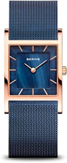 BERING Womens Analogue Quartz Watch with Stainless Steel Strap 10426-367-S