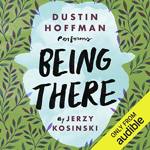Being There audiobook cover art